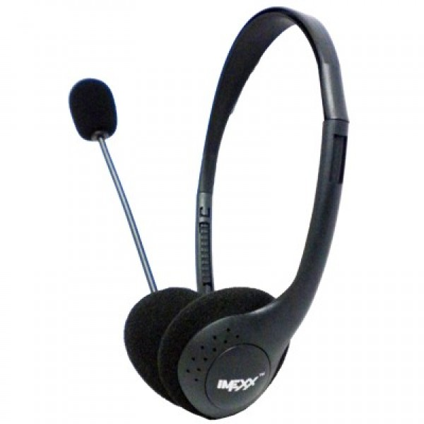 COMPUTER HEADSET W/MICROPHONE
