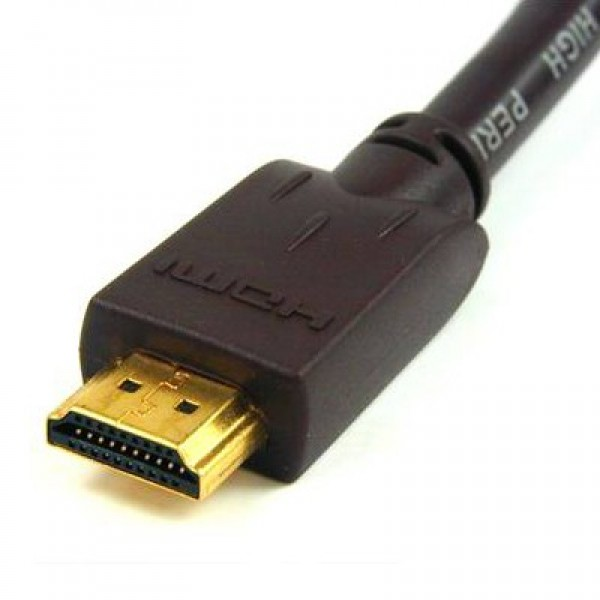 DVI(M) TO HDMI CABLE, 6FT