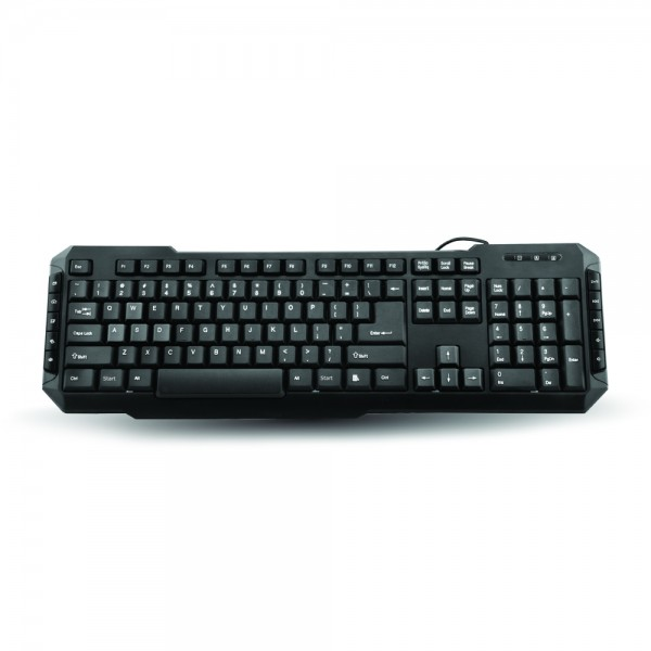 MULTIMEDIA KEYBOARD USB - ENGLISH