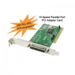 PCI TO PARALLEL PORT CARD