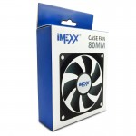 80MM CASE FAN BLACK