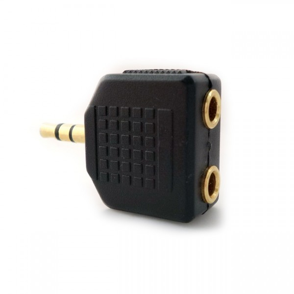 AUDIO SPLITTER ADAPTER