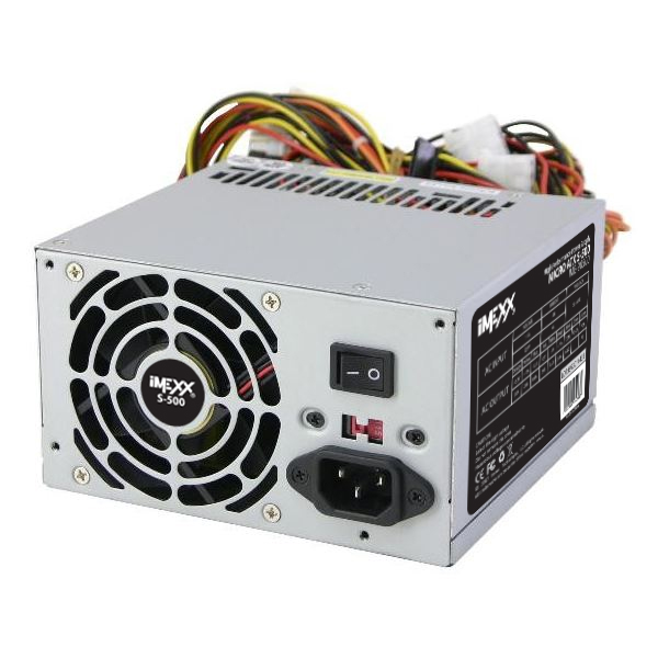 S-500 POWER SUPPLY