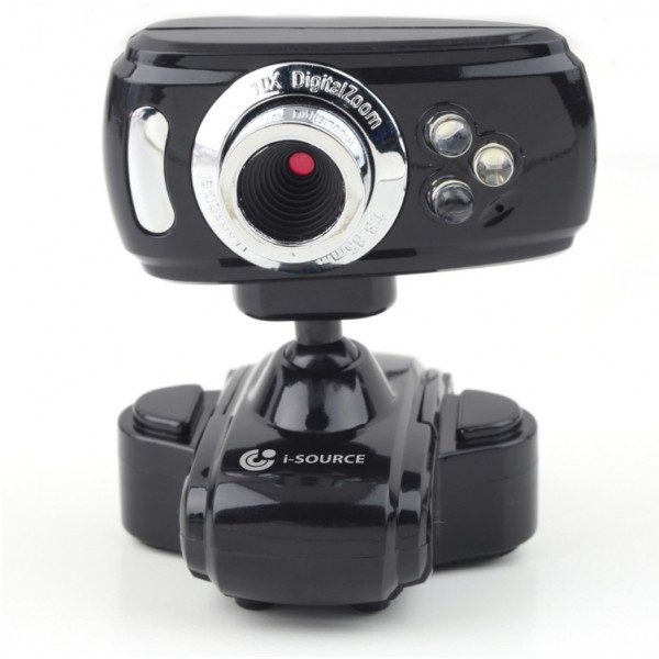 ISO-WC392 - 2MP WEBCAM W/INFRARED