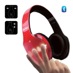 HIGH DEFINITION WIRELESS HEADPHONES RHYTHMZ BLU